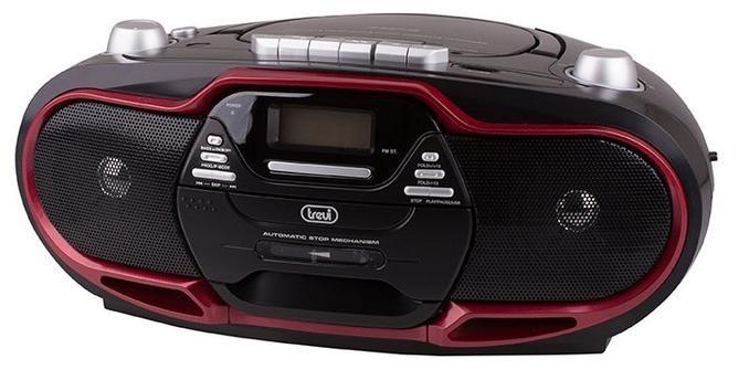 Rádio s CD Trevi CMP 574USB/RD