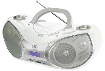 Rádio s CD Trevi SSB578USBW
