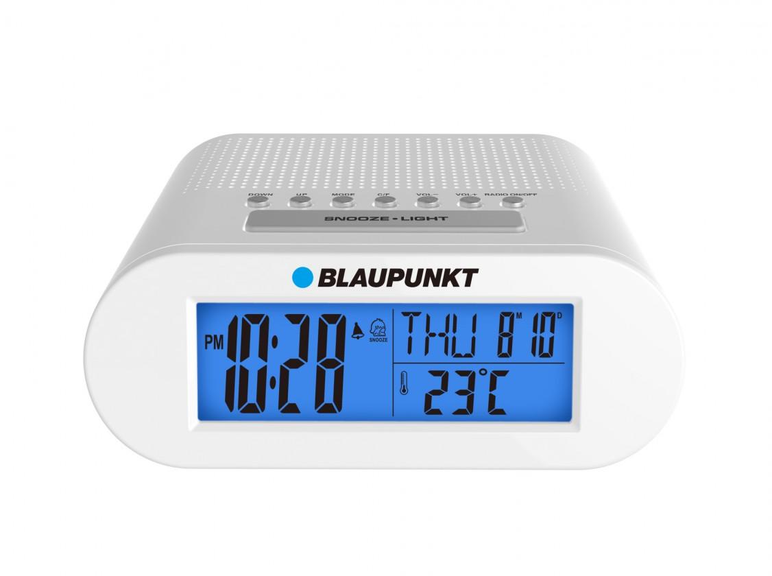 Radiobudík Blaupunkt CR3, bílý