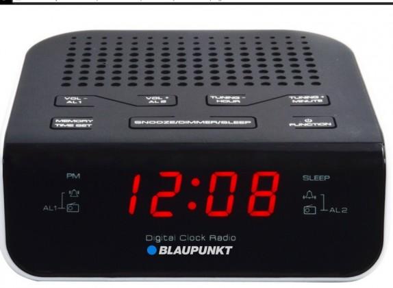 Radiobudík Blaupunkt CR5WH