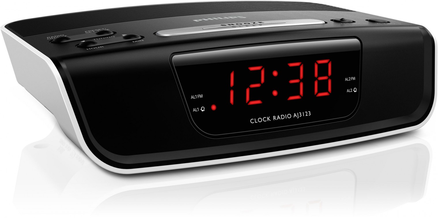 Radiobudík Philips AJ3123/12