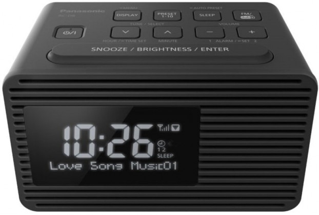 Radiobudík Radiobudík Panasonic RC-D8EG-K