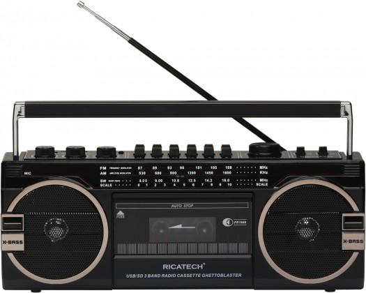 Radiobudík Ricatech PR1980