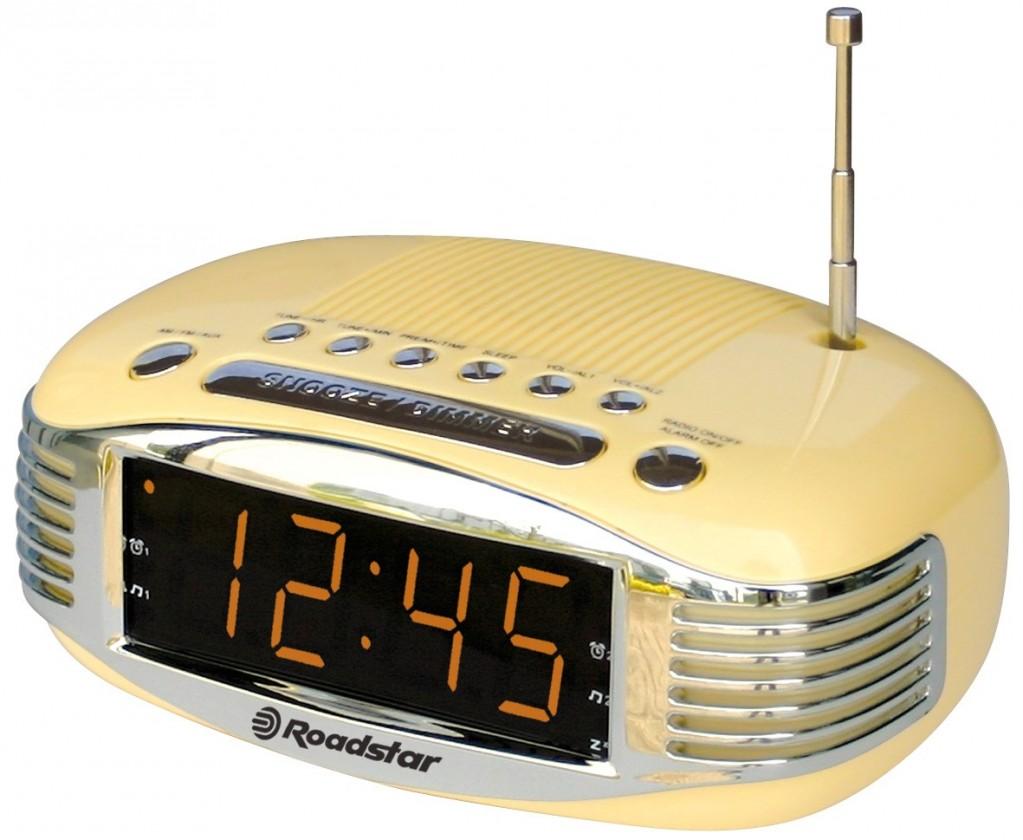 Radiobudík Roadstar CLR-1966/CR
