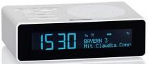 Radiobudík Roadstar CLR-290D+, bílý