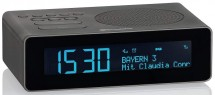 Rádiobudík Roadstar CLR-290D+/BK
