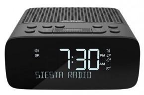 Radiobudík s DAB+ a FM, PURE Siesta S2, grafitová