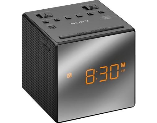 Radiobudík Sony ICF-C1TB, černý