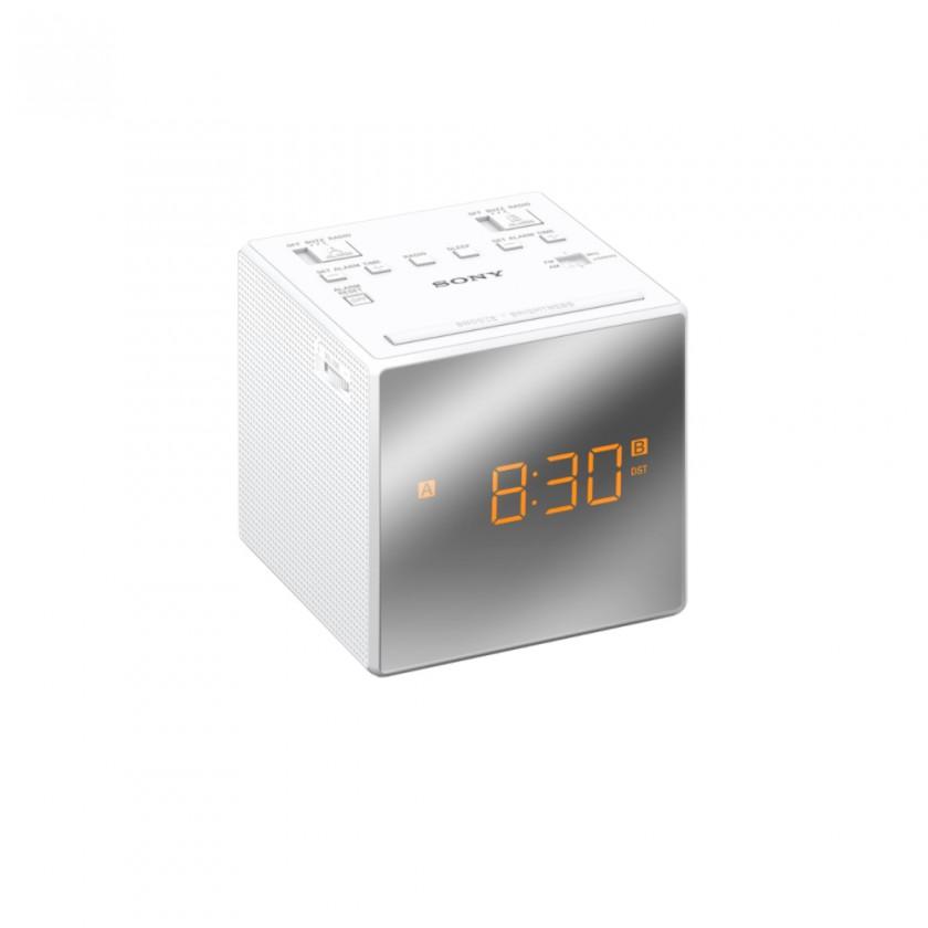Radiobudík Sony ICF-C1TW (White)
