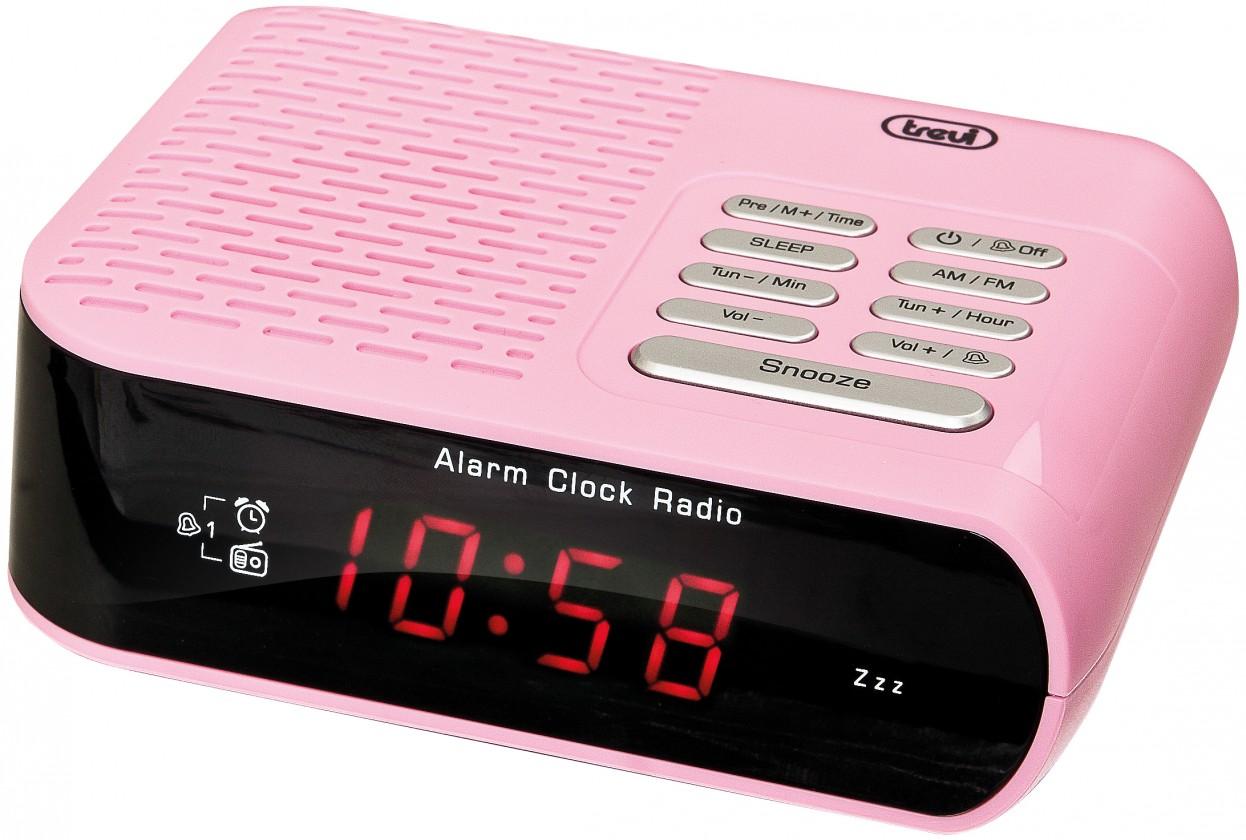 Radiobudík Trevi radiobudík RC 827 D