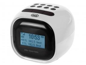 Radiobudík Trevi RC 80D2, bílý