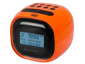 Rádiobudík Trevi RC 80D2 DAB oranžový