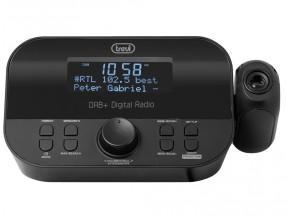Radiobudík Trevi RC 85D8, černý