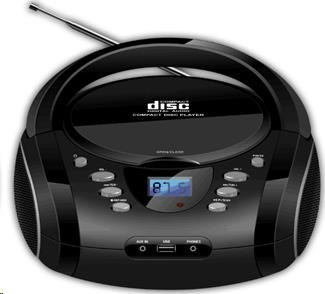 Radiomagnetofon Luvianta CD-BP-L04