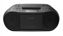 Radiomagnetofon Sony CFD-S70, černý