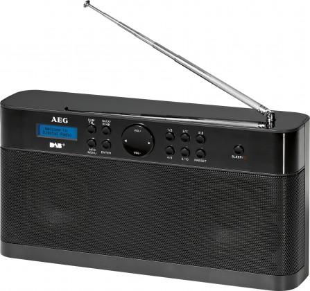 Radiopřijímač AEG DAB 4124
