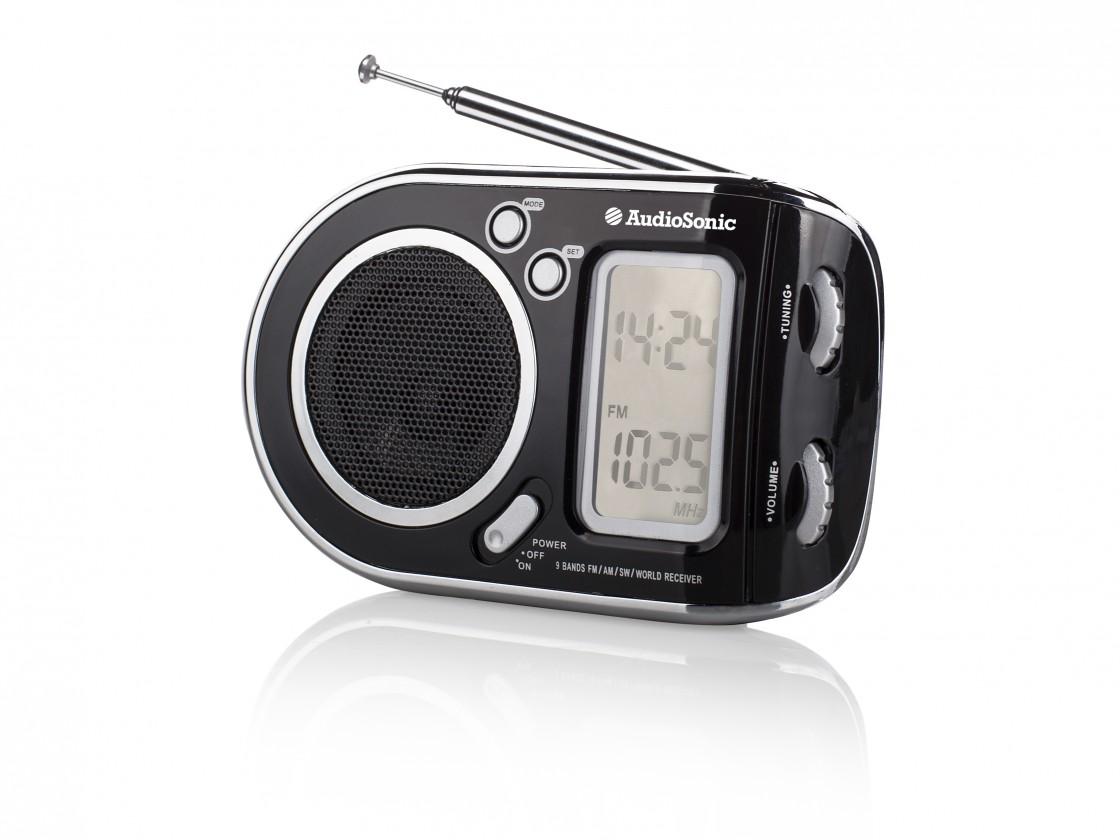 Radiopřijímač Audiosonic RD-1519