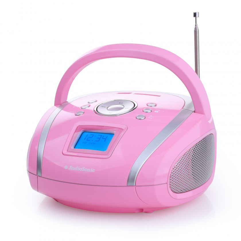 Radiopřijímač Audiosonic RD-1566