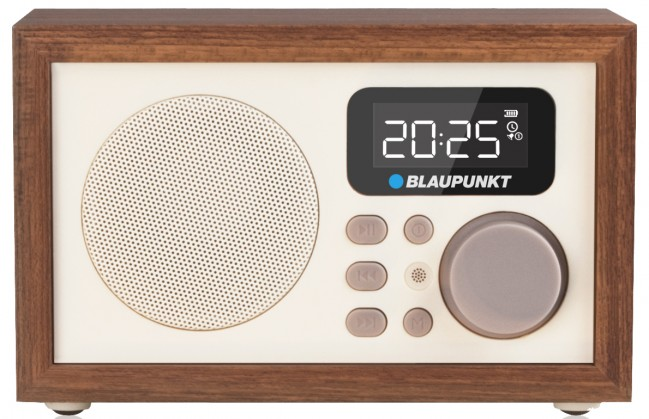 Levně Radiopřijímač blaupunkt hr5br