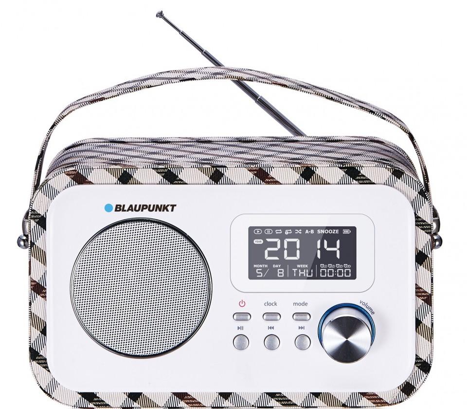 Radiopřijímač Blaupunkt PP25GD
