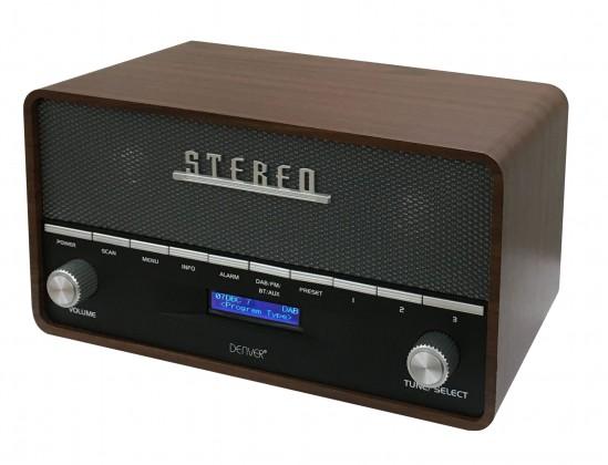 Radiopřijímač DENVER DAB-36