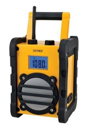 Radiopřijímač Denver WR-40