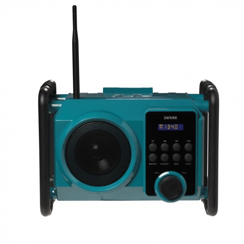 Radiopřijímač Denver WRB-50