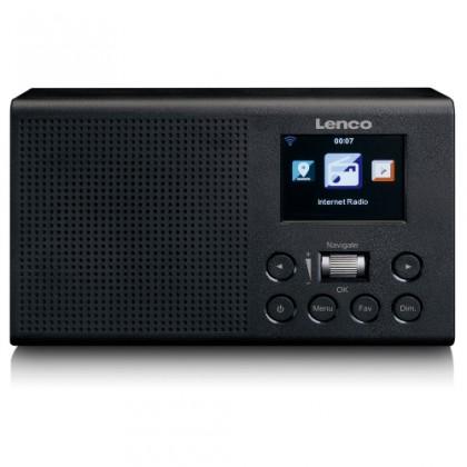 Radiopřijímač Internetové rádio Lenco DIR-60