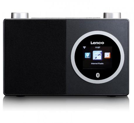 Radiopřijímač Internetové rádio Lenco DIR-70