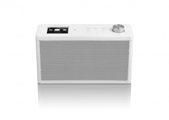 Radiopřijímač Lenco KCR-2014, kuchyňské internetové a FM rádio s Wi-Fi
