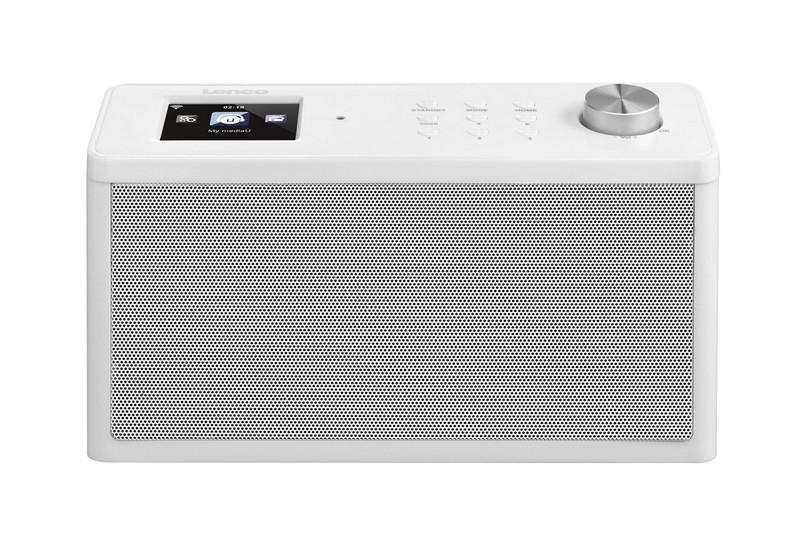 Radiopřijímač Lenco KCR-2014, kuchyňské internetové a FM rádio s Wi-Fi POUŽITÉ
