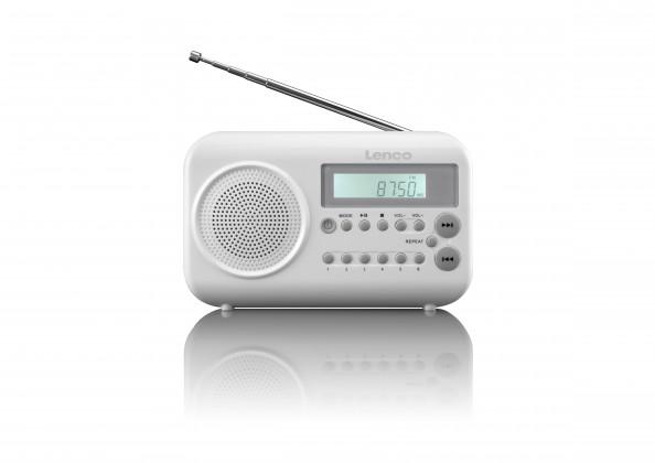 Radiopřijímač LENCO MPR 033