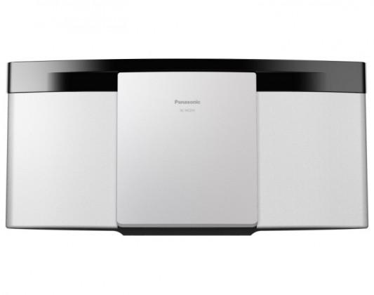 Radiopřijímač Mikrosystém Panasonic SC-HC200EG-W