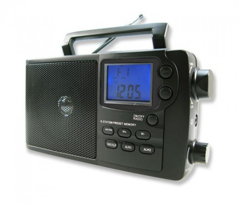 Radiopřijímač Mpman RPS 700