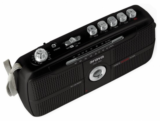 Radiopřijímač Orava RMF-690 B