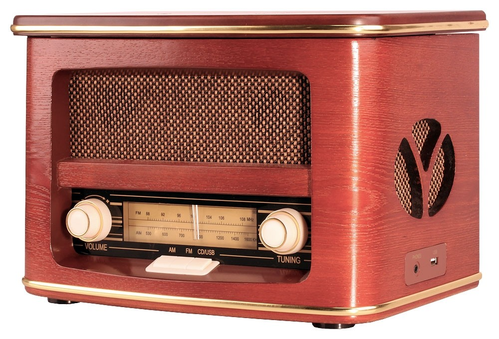 Radiopřijímač Orava RR-51