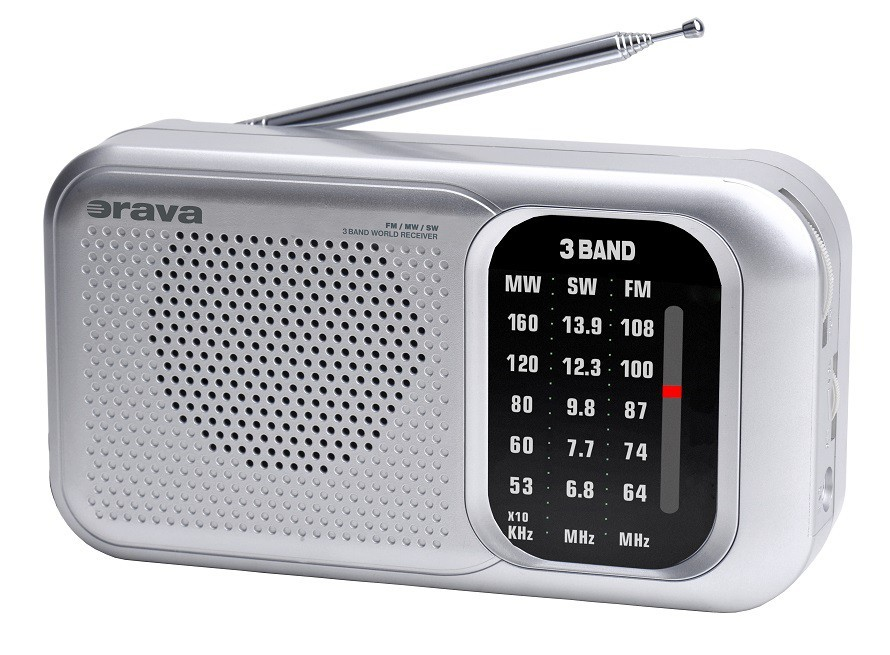 Radiopřijímač Orava T-101S