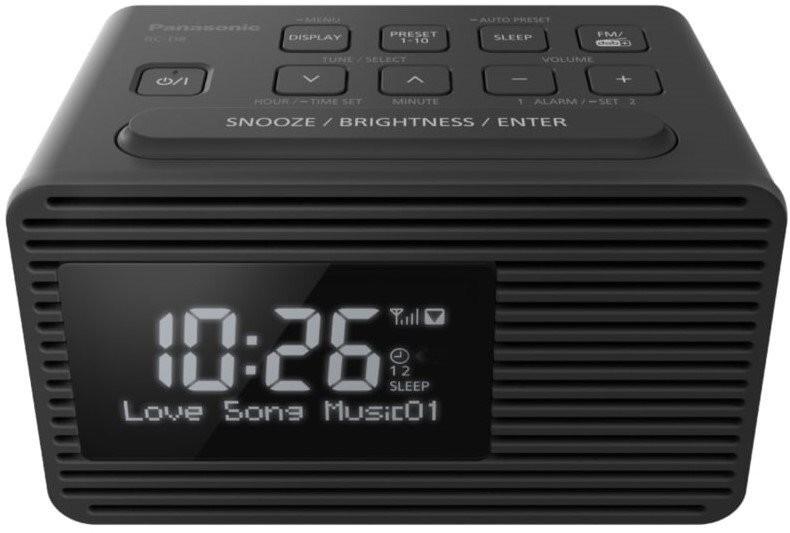 Radiopřijímač Panasonic RC-D8EG-K