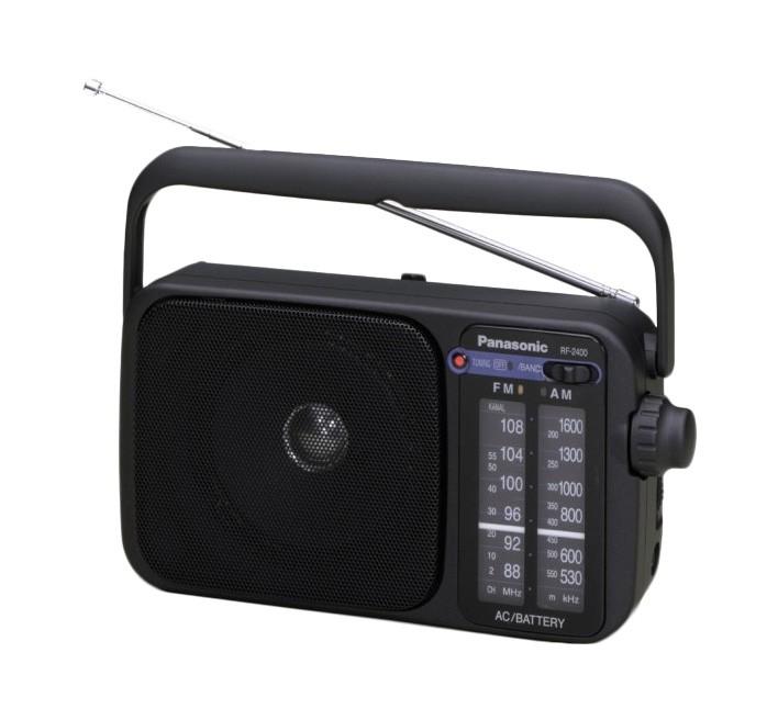 Radiopřijímač Panasonic RF-2400DEG-K
