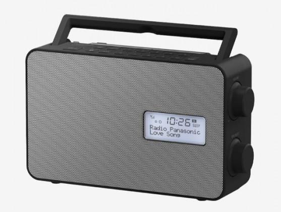 Radiopřijímač Panasonic RF-D30BTEG-K