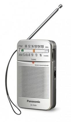 Radiopřijímač Panasonic RF-P50DEG