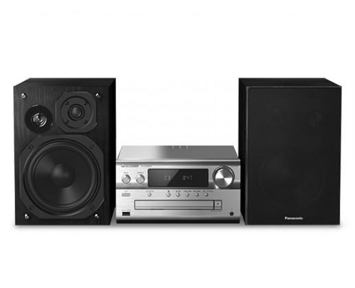 Radiopřijímač Panasonic SC-PMX92EG-S