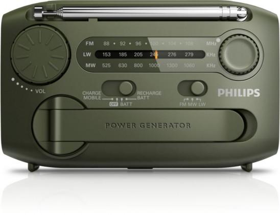 Radiopřijímač Philips AE1125