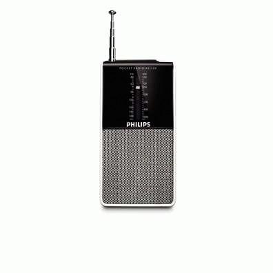 Radiopřijímač Philips AE1530