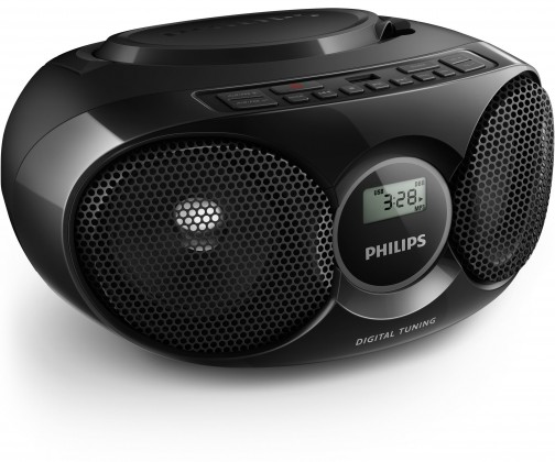 Radiopřijímač Philips AZ318B/12
