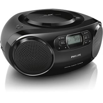 Radiopřijímač Philips AZB500