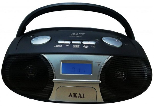 Radiopřijímač Rádio AKAI APRC-106