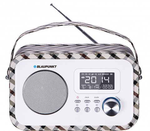 Radiopřijímač Rádio BLAUPUNKT PP25GD, FM PLL/SD/USB/AUX/Bluetooth, přenosné ROZ