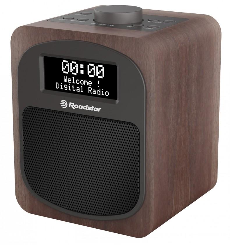 Radiopřijímač Retro rádio Roadstar HRA-600D