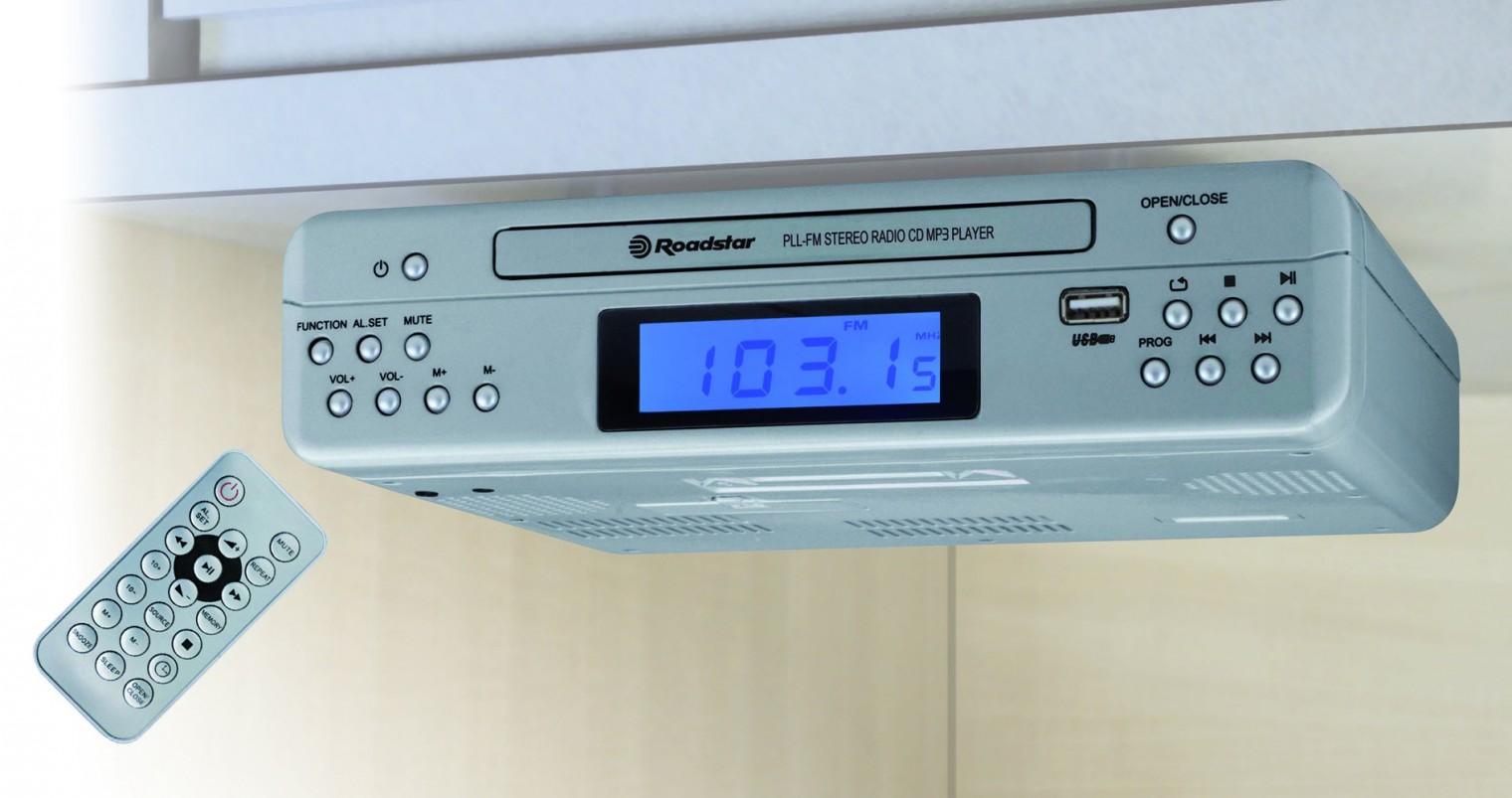 Radiopřijímač Roadstar CLR-2540UMPSL